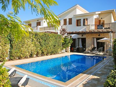 Junior Villa With 8x4 Metre Private Pool (heating Available) And Lovely Views