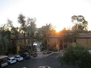 Scottsdale condo photo - Sunrise from Balcony