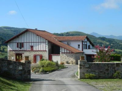 Air-conditioned accommodation, 58 square meters , Hasparren, France