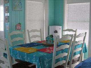 Elbow Cay and Hope Town house photo - Dining area with water generator