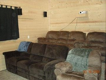 Home Theater Room Seating
