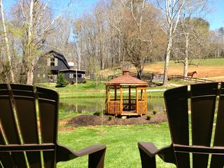 Asheville cottage photo - ~Imagine! Just you and...~