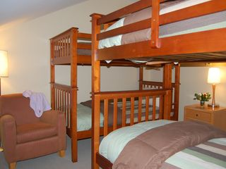 Winter Park condo photo - Kids love the bunk room and the selection of games in the closet.