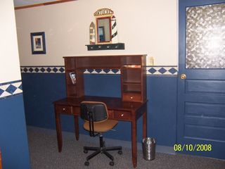 Cooperstown apartment photo - Study area - high-speed internet