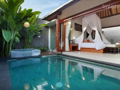 1Bedroom Private Pool jacuzziVilla