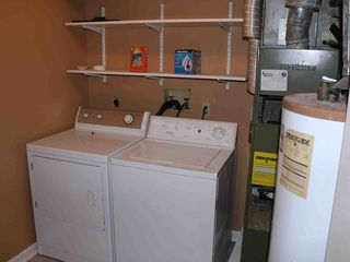 Fort Walton Beach townhome photo - Laundry room
