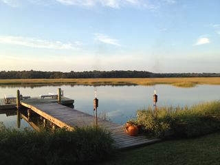 Edisto Beach house photo - Fall