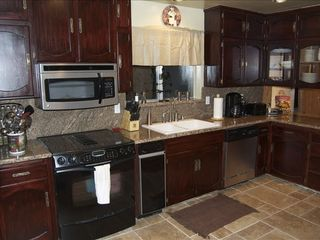 Oakhurst house photo - Kitchen - Fully Equipped