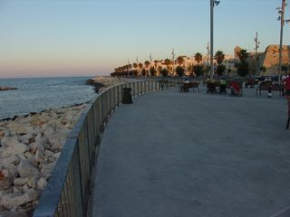 Mola di Bari apartment photo - Mola's promenade under the apartment