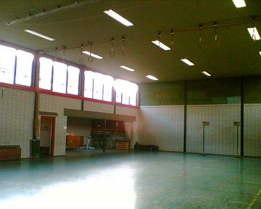 Koudum house rental - Sports hall, optional to rent