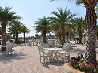 Orange Beach condo photo - The Oasis - a great place to enjoy lunch and simply relax