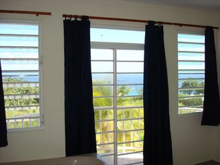 Manati apartment photo - Ocean view from bedroom
