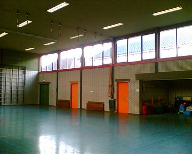 Sports Hall, optional to rent