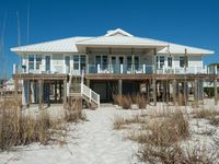 304 Ariola Drive - Gulf Front - 6 Bedroom Home