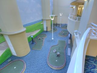 Daytona Beach condo photo - Indoor Miniature Golf