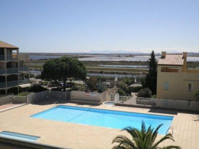 Apartment Gruissan, 2 rooms, 5 persons