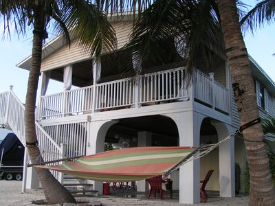 Kayak Boot Key Harbor, 75ft Dock Canal, Hammock under the Coconut Trees & more‼️