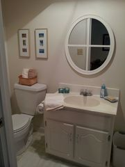 Old Orchard Beach house photo - Upstairs Bath w/Shower
