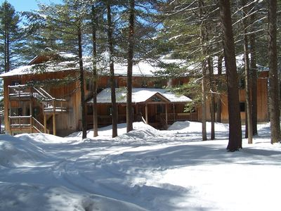 Glenfield lodge rental