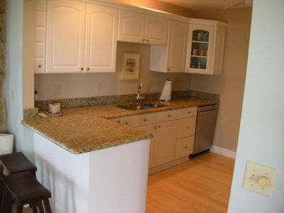 Siesta Key condo rental - Kitchen
