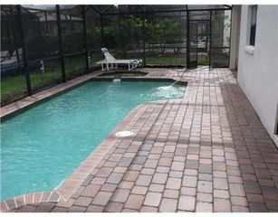 Kissimmee villa photo - Private swimming pool