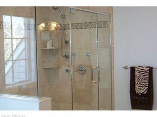 Old Saybrook house photo - Master Bathroom Shower