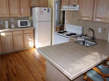 St George Island house rental - Kitchen: Fully Loaded!