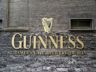 The home of Guinness