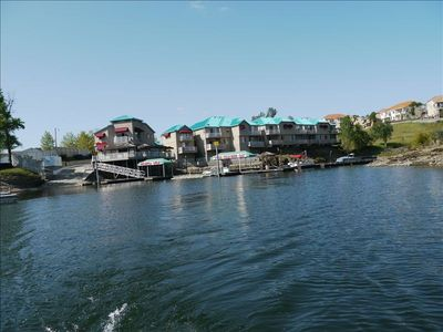 Copperopolis house rental - Drifter's Marina! Has a grill/bar/restaurant plus gas. Also slips for boats.