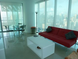 Miami condo photo - Living room #2