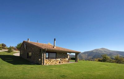 LUXURY HIGH MOUNTAIN - Vall de Nuria - THE RIPOLLES - Casa Campelles I