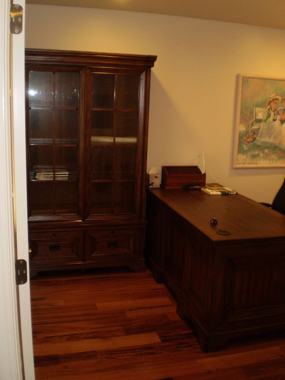 Office off Master Bed Room