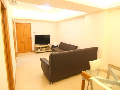 3 bedroom + 2 bathroom apt near MTR