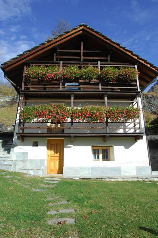 Holiday house, 40 square meters , Gressoney-saint-jean