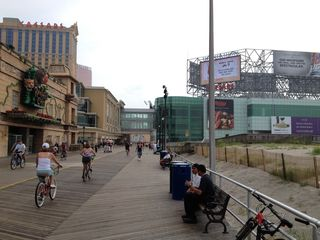 Atlantic City house photo - Bring your bike and ride in the morning...
