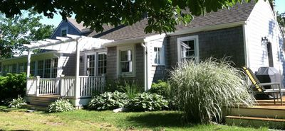 Edgartown cottage rental