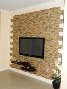 Family room TV