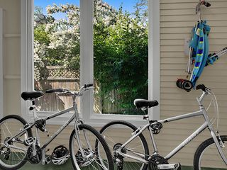 Seattle house photo - 2 Bikes, 1 Baby Jogger and 1 Umbrella Stoller Provided