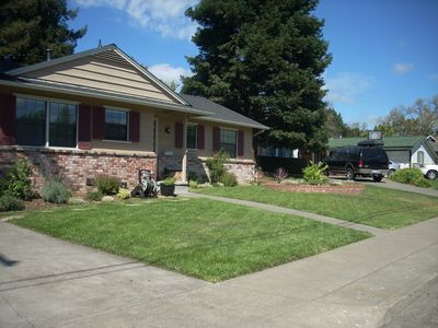 Wine Country Rental/ Executive Rental Peferred