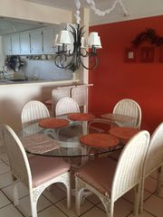 Okaloosa Island condo photo - Dining area