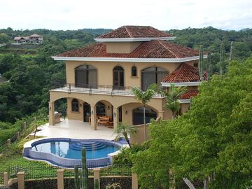 Playa Hermosa house rental - The Villa