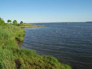 East Moriches house photo - Your own waterfront- Moriches Bay to Westhampton Beach
