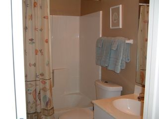 Pawleys Island condo photo - Bathroom off the Living room