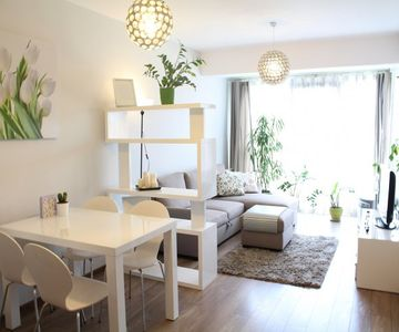 1 bdr modern apartment in guarded house estate next to MOCAK!