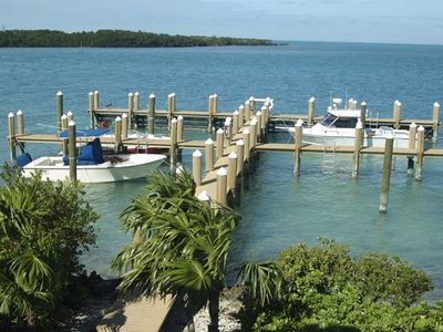 Boat dockage for Gulfpointe 2 residents