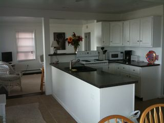 Old Orchard Beach apartment photo - Newly remodeled kitchen!!
