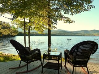 Fryeburg cottage photo - One of the best places to watch a sunset!