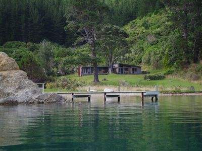A family paradise in your own private bay