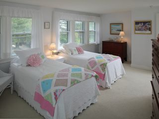 Sagamore Beach house photo - Large bedroom. (great second Master)