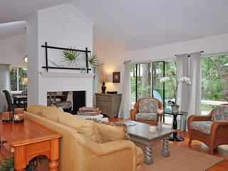 Sea Pines house photo - Living Space -- Supremely Comfortable